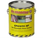 No Skidding®  Epicote Epoxy High Profile Anti Slip Floor Coating