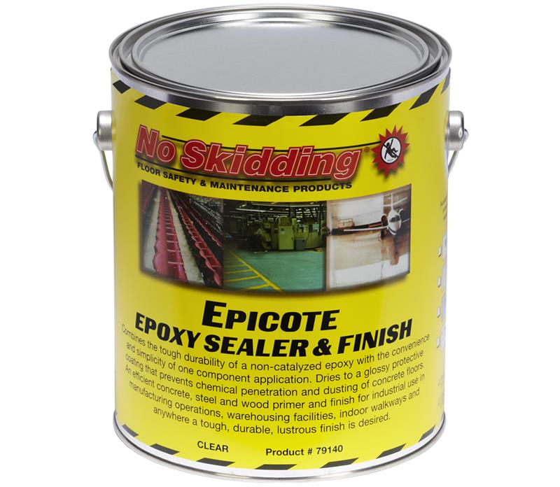 Epicote epoxy slip resistant low profile coating anti for No skid paint