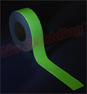 "6"" X 60 ft. NS4200PH Series Glow in the Dark Anti-Slip Grit Tape"