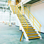 Anti-Slip Fiberglass (FRP) Step Covers and Treads